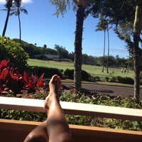 Photo taken at Maui Country Club by Stefanny O. on 7/4/2014