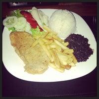 Photo taken at Dom Fernandes Panificadora e Restaurante by Lucas G. on 5/10/2013