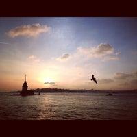 Das Foto wurde bei Üsküdar Deniz Feneri von Serdar O. am 11/21/2012 aufgenommen