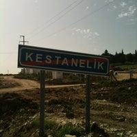 Photo taken at Kestanelik Köyü by Kdr E. on 4/6/2013