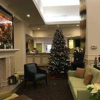 photo taken at hilton garden inn spokane airport by dorsie r on 1220 - Hilton Garden Inn Spokane