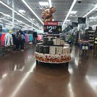 Photo taken at Walmart Supercenter by Dorsie R. on 11/18/2017