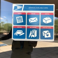 Photo taken at United States Post Office by Dorsie R. on 9/22/2017