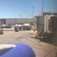 Photo taken at Gate C6 by Dorsie R. on 8/13/2017
