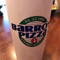 Photo taken at Barro's Pizza by Dorsie R. on 9/3/2017