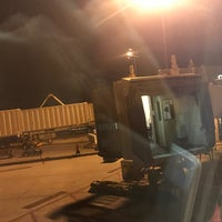 Photo taken at Gate C6 by Dorsie R. on 9/27/2017