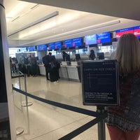 Photo taken at Delta Air Lines Ticket Counter by Dorsie R. on 4/30/2018