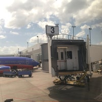 Photo taken at Gate 3 by Dorsie R. on 6/14/2017