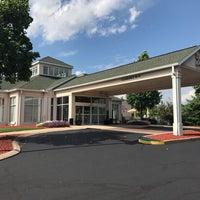 Photo taken at Hilton Garden Inn State College by Dorsie R. on 7/27/2017