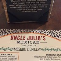 Das Foto wurde bei Uncle Julio's Rio Grande Cafe von Dorsie R. am 10/25/2016 aufgenommen