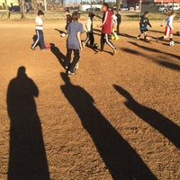 Photo taken at Patilo Soccer Park by Otto L. on 3/13/2014