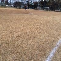 Photo taken at Patilo Soccer Park by Otto L. on 2/25/2014