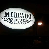 Foto tirada no(a) Mercado 153 por Glauco A. em 4/20/2013