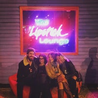 Photo taken at Lipstick Lounge by Nicole B. on 12/31/2016