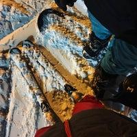 """Photo taken at Slēpošanas kalns """"Mežezers"""" by Katrīna D. on 1/24/2018"""