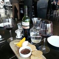 Photo taken at Restaurant - Tate Modern by Yeounkyung K. on 7/13/2013