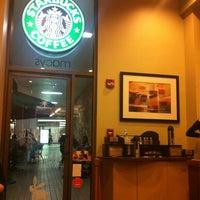 Photo taken at Starbucks by Yeounkyung K. on 12/16/2012