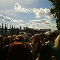 Photo taken at Аэродром Тушино by Люда А. on 6/12/2013