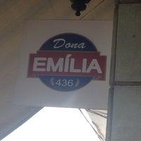 Foto tirada no(a) Dona Emília Restaurante por Marcio O. em 4/12/2014