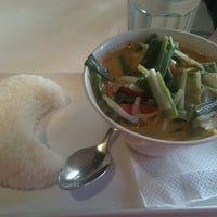 Photo taken at Chai Thai Kitchen by Breanna G. on 12/23/2012