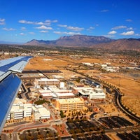 Photo taken at Albuquerque International Sunport (ABQ) by Ashley G. on 10/21/2012