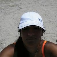 Photo taken at Bakoua Beach Club by Yayeru on 8/29/2013