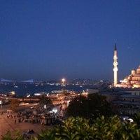 10/26/2012 tarihinde Onur T.ziyaretçi tarafından Hamdi Restaurant'de çekilen fotoğraf