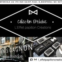 Photo taken at Boutique Denis Gagnon by Roiroiofficial R. on 11/2/2016