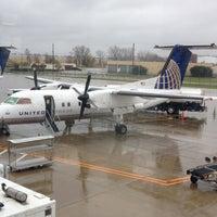 Photo taken at Dayton International Airport (DAY) by John H. on 10/28/2012