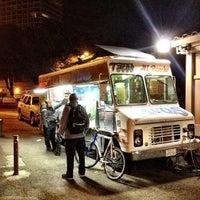 Photo taken at Tacos Mi Rancho by Tivon on 6/22/2013