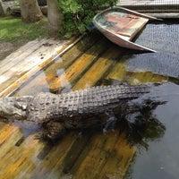 Photo taken at Alligator Adventure by Travis B. on 5/11/2013
