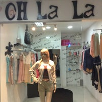 Photo taken at Oh La La! by Alejo Z. on 5/25/2013