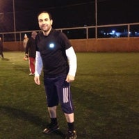 Photo taken at Goals Soccer Centre by Adnan H. on 3/29/2013