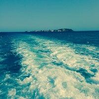 Photo taken at Gorée Island by Emirhan B. on 1/11/2014