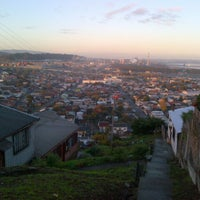 Photo taken at Cerro David Fuentes (T) by Raul J. on 5/16/2014