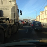Photo taken at Казачий мост by Fusion А. on 3/14/2013