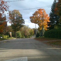 Photo taken at Stayner, Ontario by Laura M. on 10/7/2012
