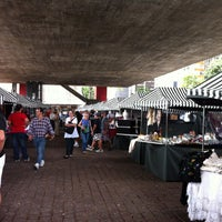 Photo taken at Feira de Antiguidades do Masp by Wilson F. on 2/17/2013