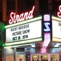Photo taken at Strand Theater by Anna F. on 11/5/2014