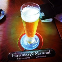 Photo taken at Fausto & Manoel by Daniel R. on 12/21/2012