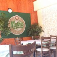 Photo taken at Taverna Mythos by Gulya on 6/20/2013