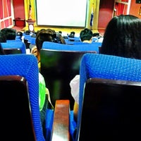 Photo taken at MAHSA Auditorium by Anis S. on 10/9/2012