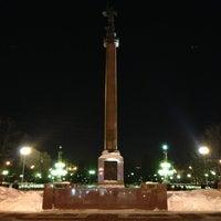 Снимок сделан в Трубная площадь пользователем DiDi🌟 1/22/2013