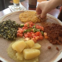 Photo taken at Ethiopic by Isabel L. on 7/5/2013