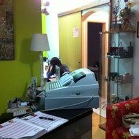Photo taken at Rita Joana Gabinete Estética by Vanessa S. on 10/10/2013