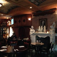 Photo taken at 7 Old Fulton Restaurant and Wine Bar by Carlos E. on 11/23/2012