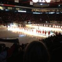 Photo taken at Арена 2000 Локомотив / Arena 2000 Lokomotiv by Ирина П. on 11/18/2012