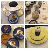 Photo taken at Le 144 - Restaurant Petrossian by Annika Panika on 11/30/2015