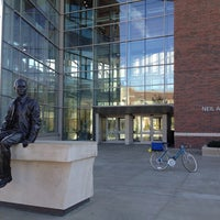 Photo taken at Neil Armstrong Hall Of Engineering (ARMS) by Kongpon K. on 10/28/2012