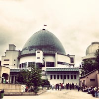 Photo taken at Moscow Planetarium by Nikita G. on 6/22/2013